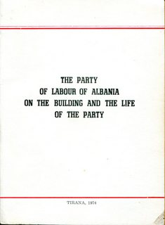The PLA on the Building and the Life of the Party