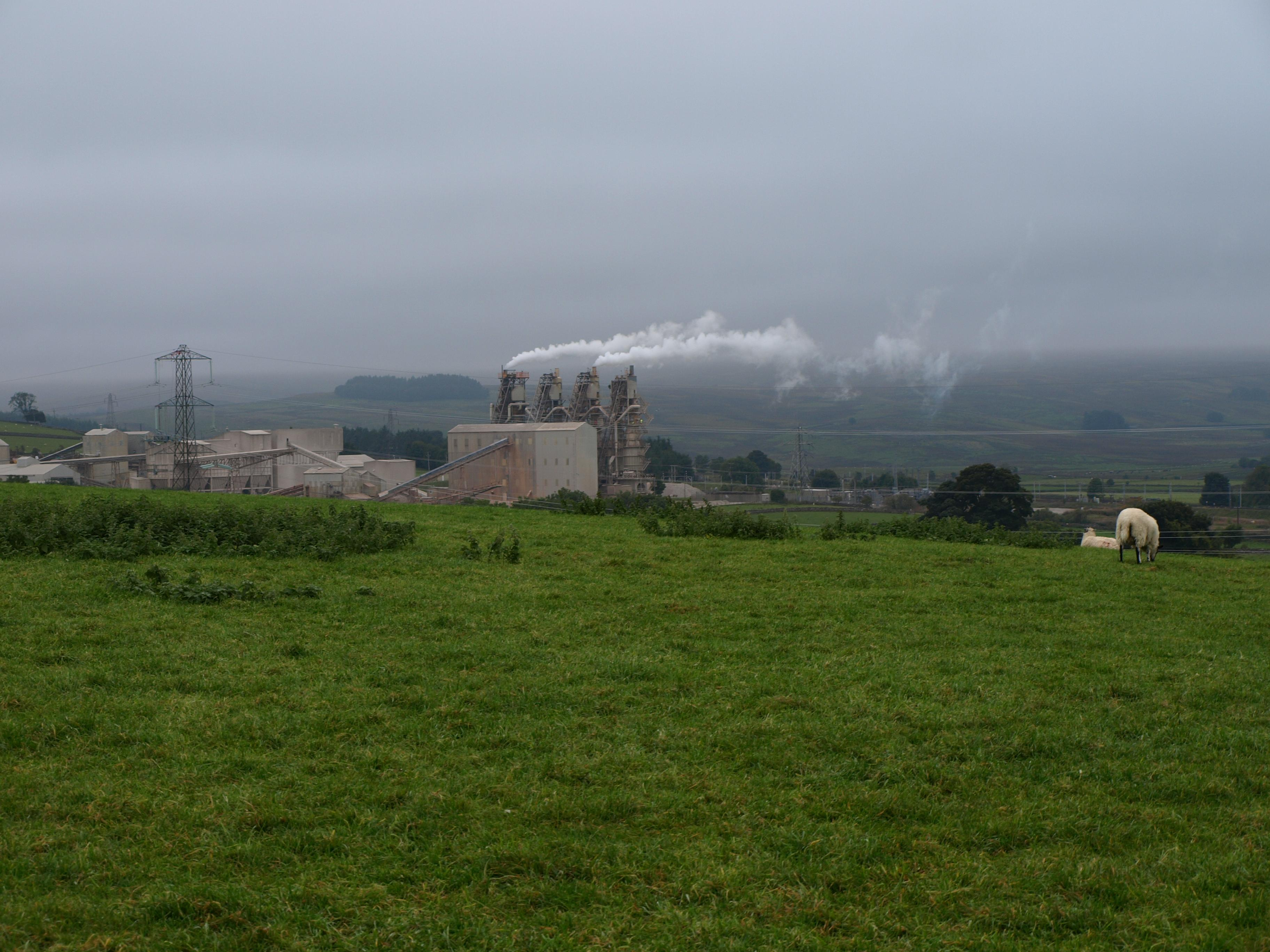 Shap Cement Works