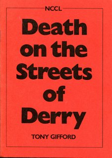 Death on the Streets of Derry