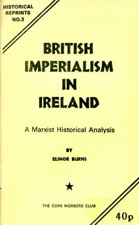 British Imperialism in Ireland