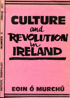 Culture and Revolution in Ireland