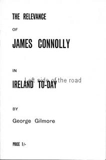 The Relevance of James Connolly in Ireland To-day