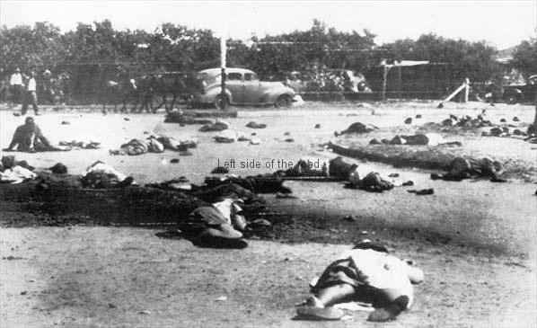 Sharpville Massacre May 1960