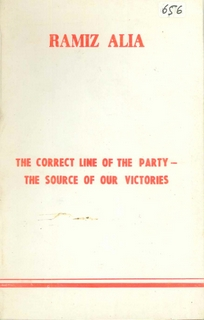 1990 The Correct Line of the Party - The Source of our Victories