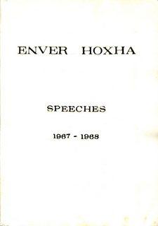 Enver Hoxha - Speeches 1967-68 - Part 1