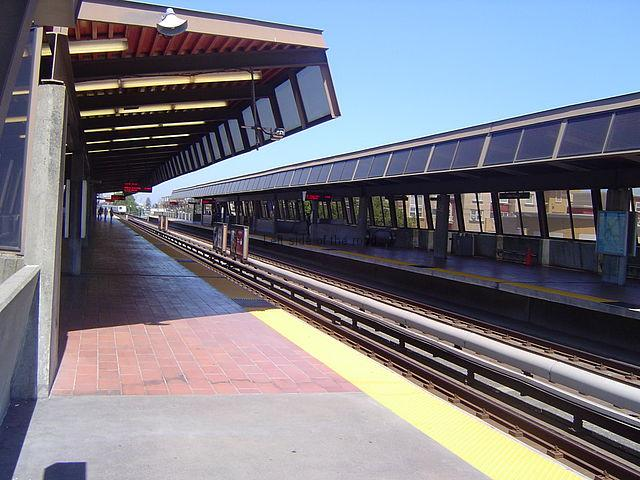 BART Fruitvale Station