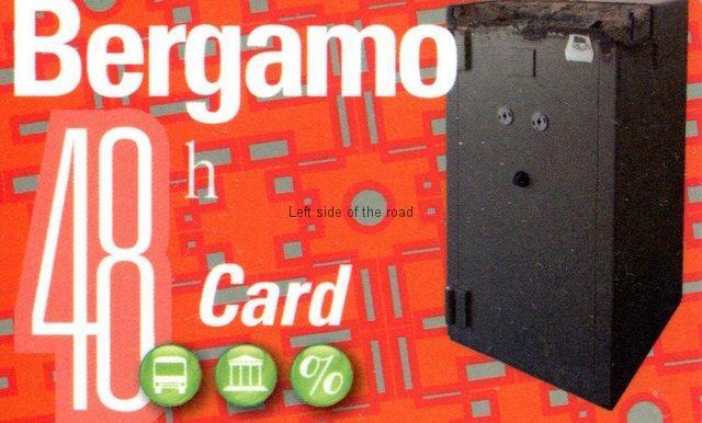 Bergamo Card