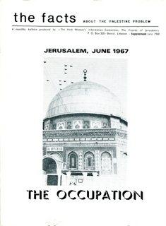 Jerusalem June 1967 - The Occupation