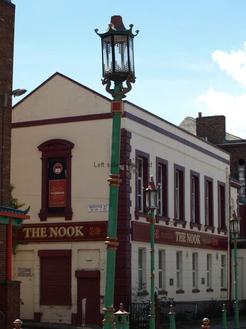 The Nook, Nelson Street