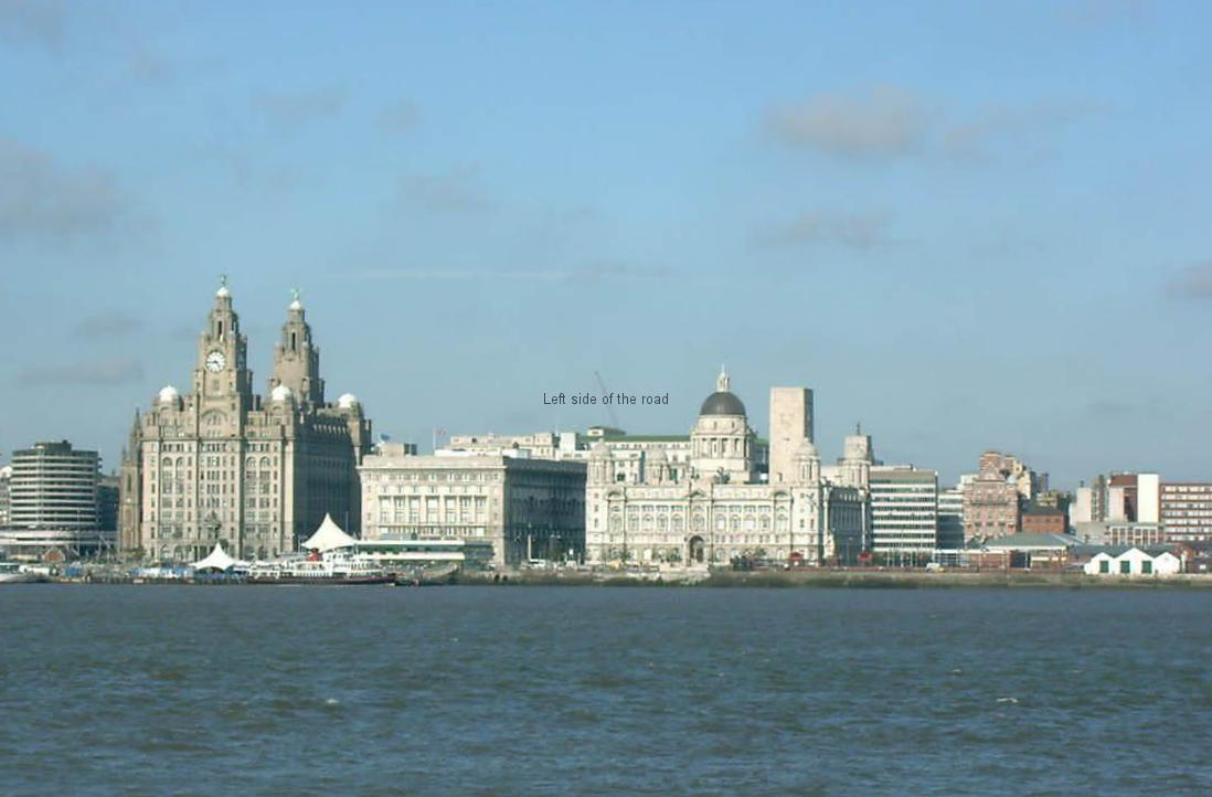 Pierhead from Woodside