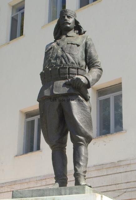Çerçiz Topulli - Gjirokaster