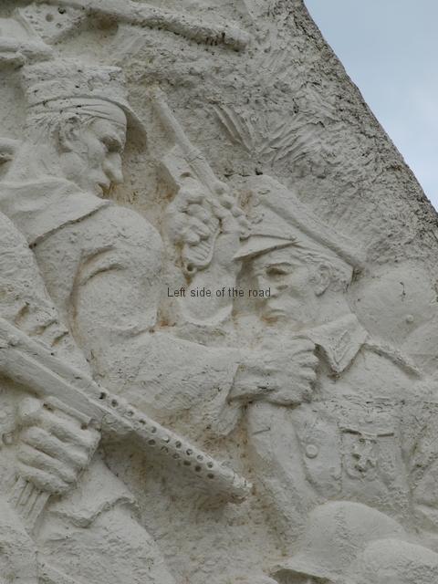 Drashovice Arch - Life or Death Struggle