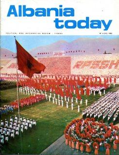 albania today no 4 (71) 1983