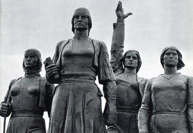 Four Heroines of Mirdita