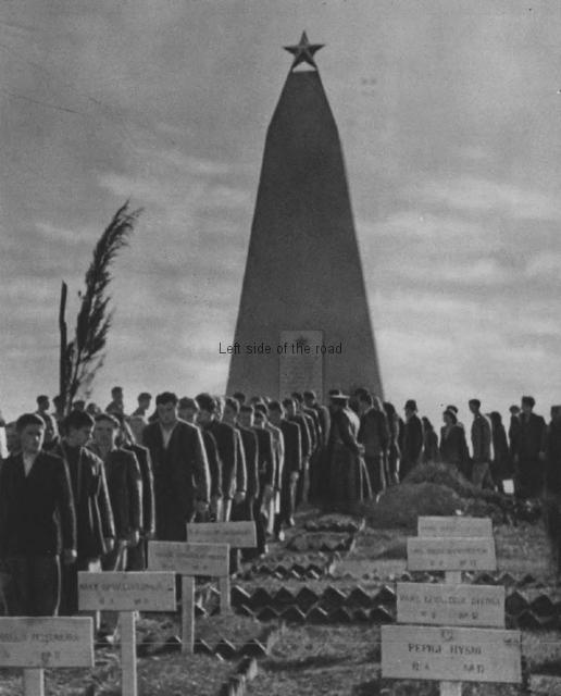 Original Martyrs' Cemetery lapidar