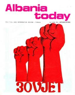 Albania Today, No 5 (18) 1974