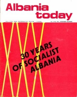 Albania Today No 6 (19) 1974