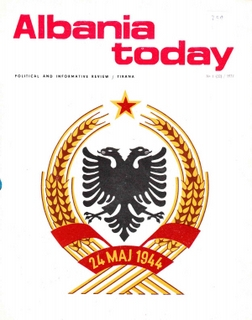 Albania Today No 1 (32) 1977