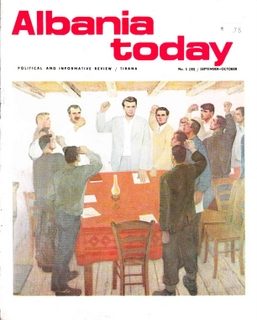 Albania Today No 5 (30) 1976