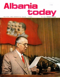 Albania Today No 6 (31) 1976