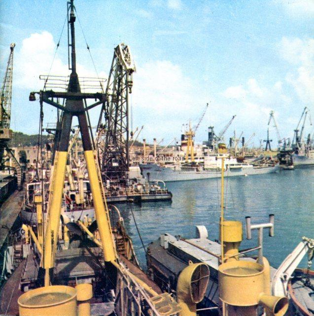 Durres port