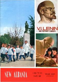 New Albania - No 2 1970