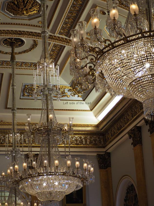 Chandeliers - Large Ballroom