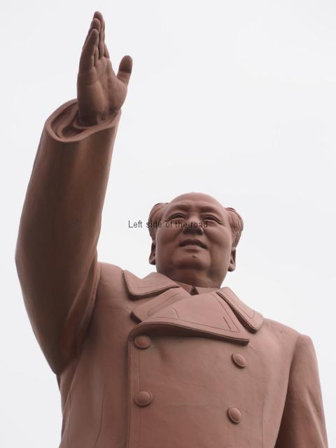 Chairman Mao - Dandong