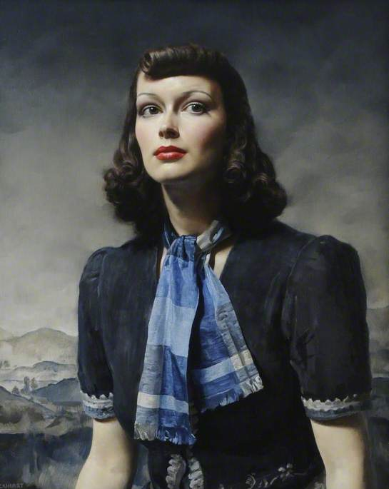 By the Hills - Gerald Brockhurst