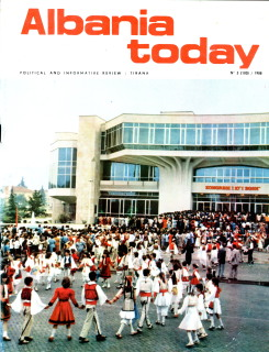 Albania Today No 3 (100) 1988