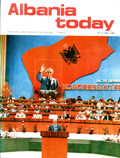 Albania Today No 3 (106) 1989