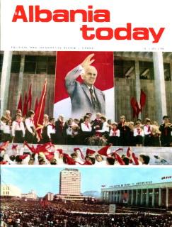 Albania Today No 3 (82) 1985