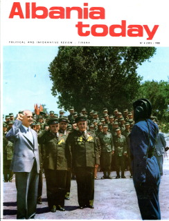 Albania Today No 4 (101) 1988