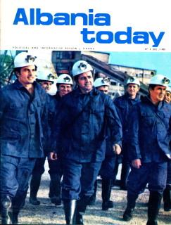 Albania Today No 4 (83) 1985