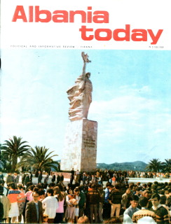 Albania Today No 5 (108) 1989