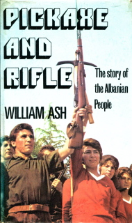 Pickaxe and rifle - William Ash
