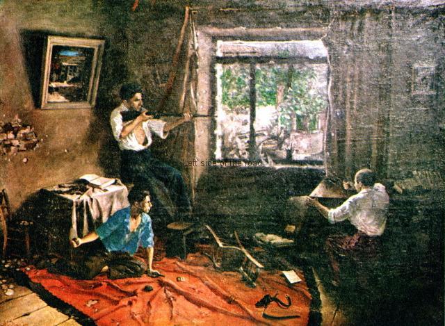 Three heroes of Shkodra - Vladimir Jani