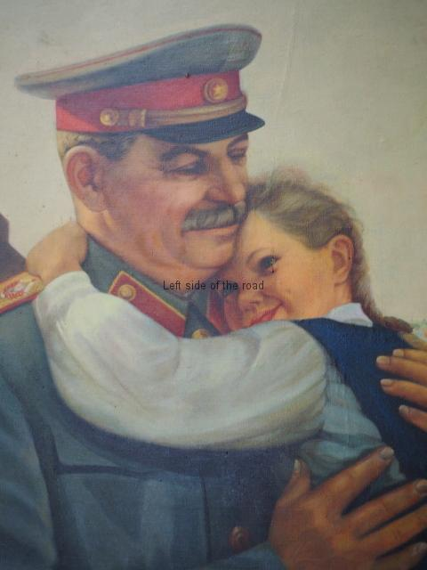 Stalin with the future