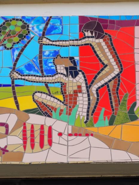 Mosaic - Punta Arenas