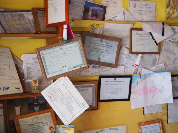 La Difunta Correa - 'Students' Room'