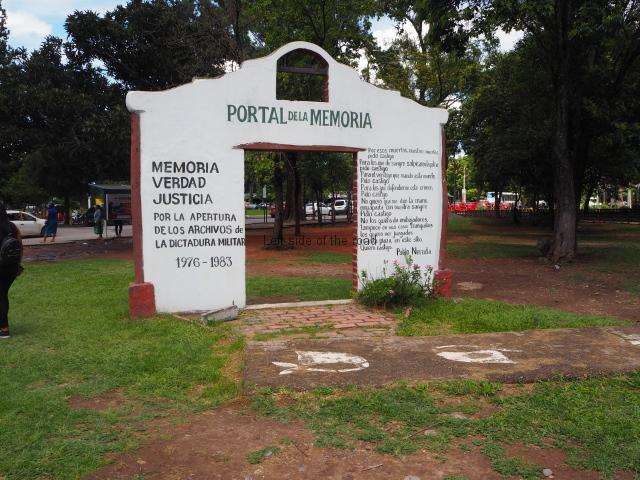 Portal de la Memoria - Salta