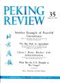 Peking Review 1960 - 35