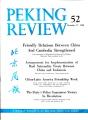 Peking Review 1960 - 52