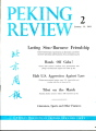 Peking Review 1961 - 02