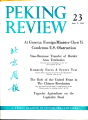 Peking Review 1961 - 23