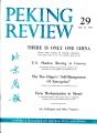 Peking Review 1961 - 29