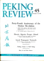 Peking Review 1961 - 45