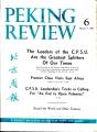 Peking Review 1964 - 06