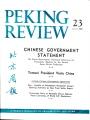 Peking Review 1964 - 23