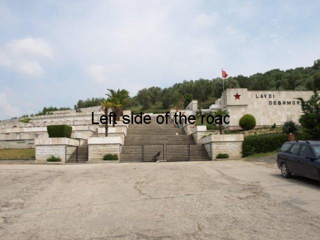 Lushnje Martyrs' Cemetery